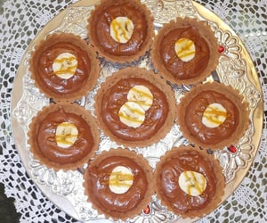 chocolat cake, رمضان كريم, and ramadan karim image