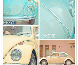 art, beetle, and blue image