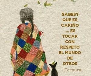 mundo, respeto, and cariño image