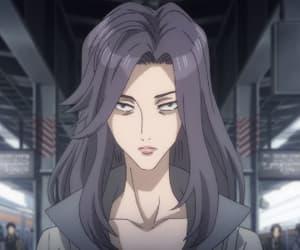 anime, header, and parasyte image