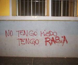 graffiti, punk, and rage image
