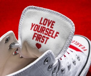 converse, happiness, and inspiration image