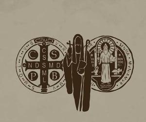 benedict, crux, and Catholic image