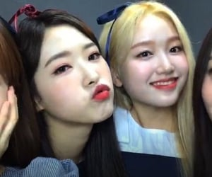 icons, hyejoo, and gowon image