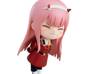 png, nendoroid, and zero two image