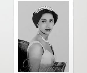 royalty, vintage photos, and princess margaret image