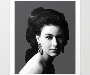 british royalty and princess margaret image