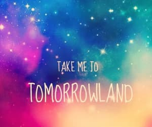 me, to, and tomorrowland image