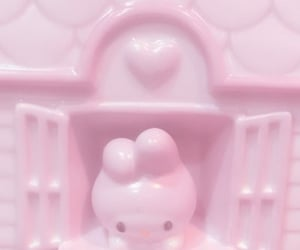 softcore, softpink, and sanrio image