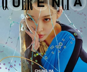 k-pop, ioi, and kim chanmi image