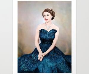 queen elizabeth ii and british royalty image