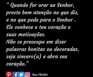 portuguese, quotes, and oração image