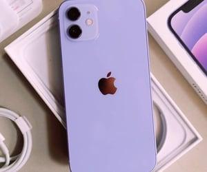 photo, purple, and iphone 12 image