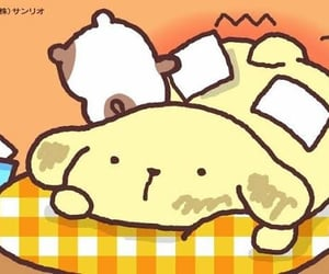 relatable, purin, and sanrio image