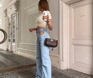 fashion, stylé, and outfits goals image