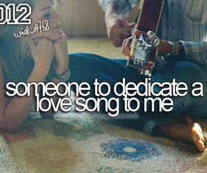 boy, done, and love song image