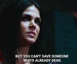 save, tv show, and the 100 image