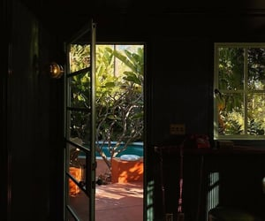 aesthetic, backyard, and home image
