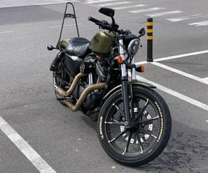 motorbikes, aestetichs, and aes image