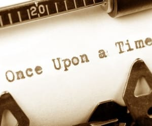 book, once upon a time, and novel image