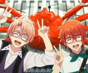 mitsuki, riku, and idolish7 image