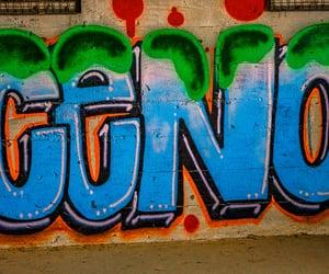 abandoned, graffiti, and street art image