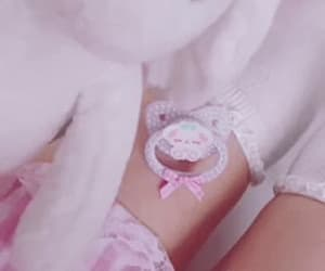 aesthetic, paci, and babycore image