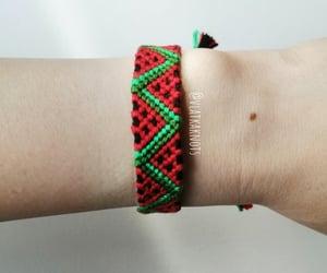 fashion, friendship bracelets, and jewlery for women image