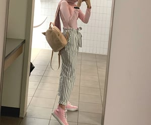 girl, girlie, and pink shoes image