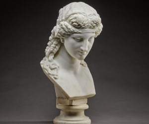 dionysus, just gorgeous, and white italian marble image