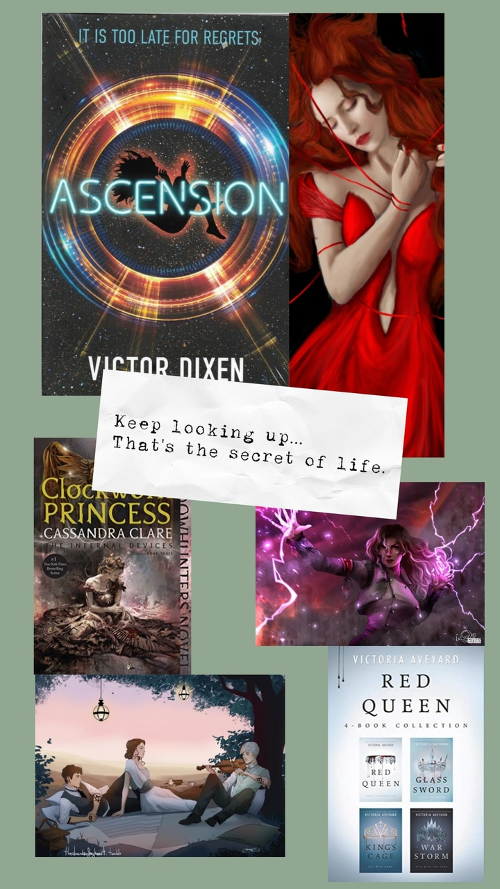 article, ascension, and red queen image