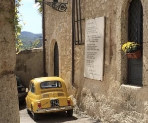 car, aesthetic, and italy image