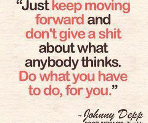 quotes, johnny depp, and life image