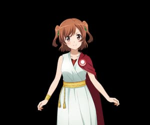 karen aijo, game, and revue starlight re live image