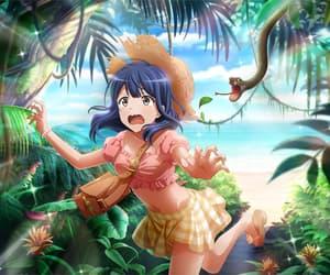 anime girl, kaoruko hanayagi, and game image