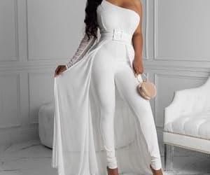 casual, jumpsuit, and elegant fashion image