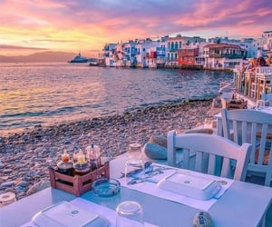 Greece, beach, and summer image