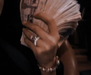 aesthetic, rich, and money image