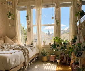 aesthetic, beautiful, and bedroom image