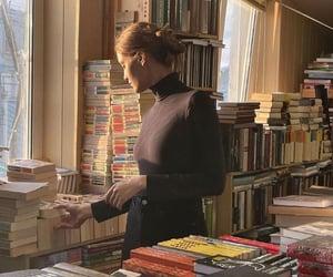 bookshop, books, and movie image