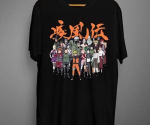 naruto shippuden t-shirt image