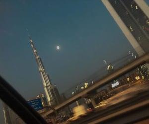Dubai, cyber ghetto, and city lights image