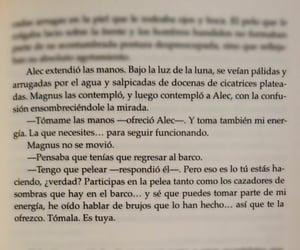 book, cazadores de sombras, and ciudad de ceniza image