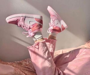 aesthetic, fashion, and airjordans image