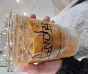 caffe, caffeine, and ice image