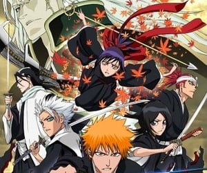 anime, bleach, and movie image