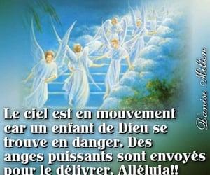 ciel, danger, and enfants image
