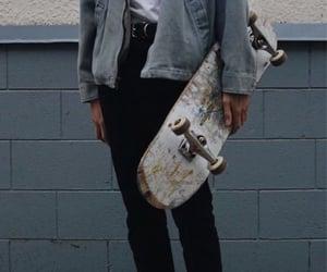 aesthetic, thrasher, and fashion image