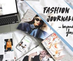 fashion, fashion magazines, and magazines image