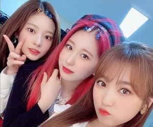 - minju,chaeyeon,nako